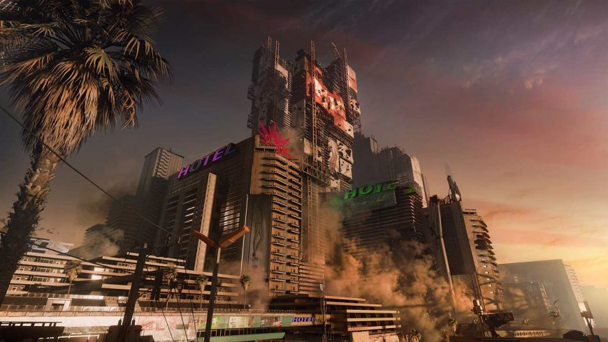 خرید سی دی کی استیم بازی Cyberpunk 2077
