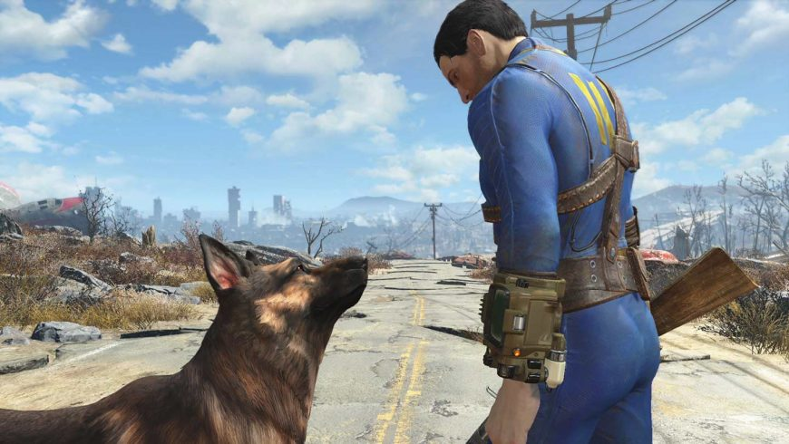 خرید گیفت بازی Fallout 4 با قیمت ارزان