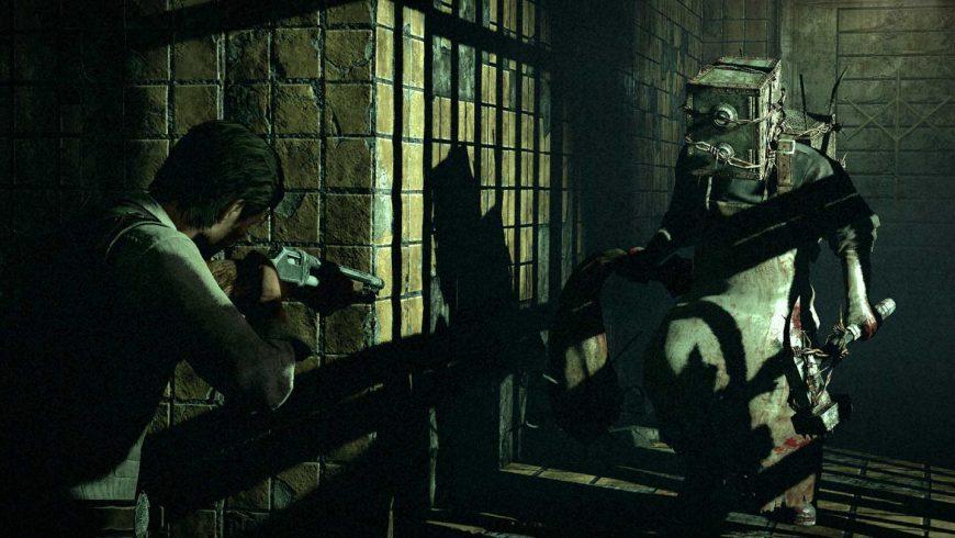 خرید سی دی کی استیم بازی The Evil Within با قیمت ارزان