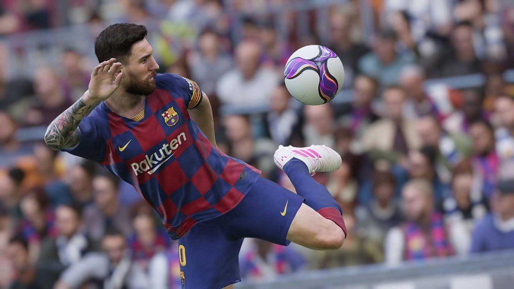 خرید بازی eFootball PES 2020 با قیمت ارزان