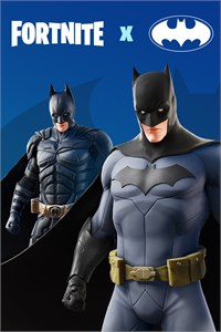 Fortnite Batman Caped Crusader Pack