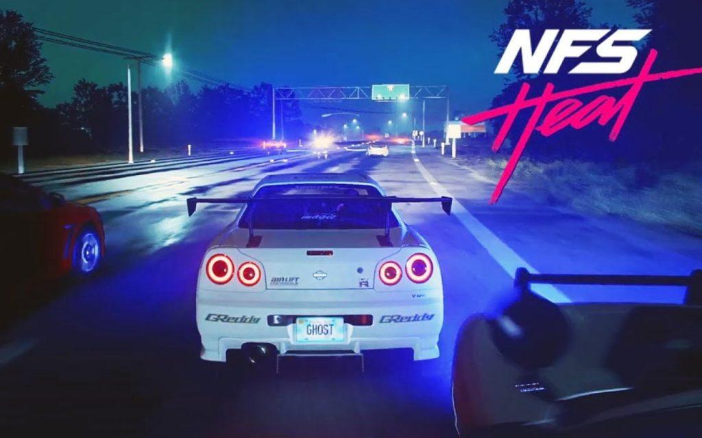 خرید سی دی کی بازی Need for Speed Heat