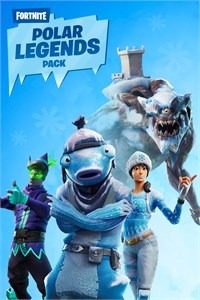 حرید پک Fortnite polar legends pack