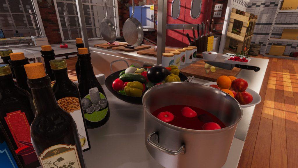 خرید بازی Cooking Simulator