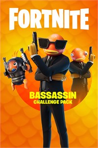 The Bassassin Challenge Pack