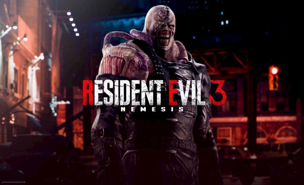 خرید سی دی کی بازی Resident evil 3