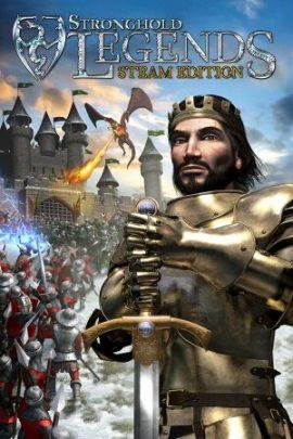 خرید بازی stronghold legends برای کامپیوتر
