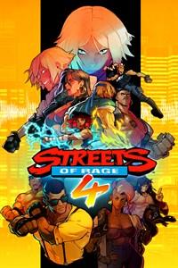 سی دی کی بازی Streets of Rage 4