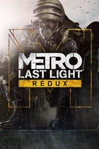 خرید سی دی کی بازیMetro: Last Light Redux