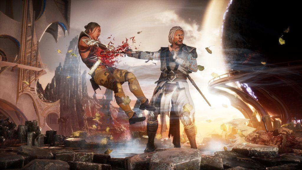 خرید سی دی کی بازی Mortal Kombat 11: Aftermath