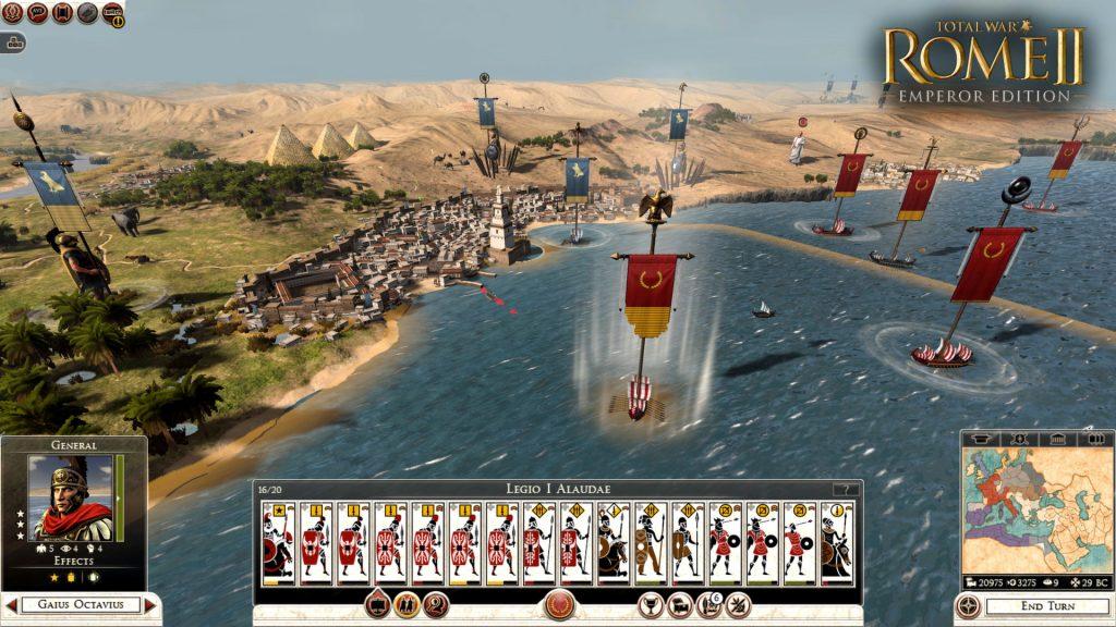 خرید بازی Total War™: ROME II - Emperor Edition