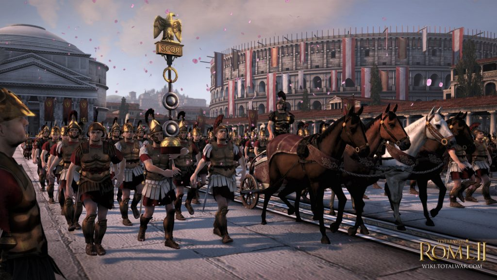 خرید سی دی کی بازی Total War™: ROME II - Emperor Edition