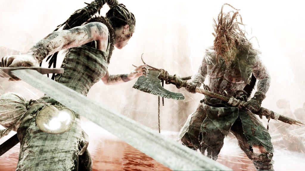 خرید سی دی کی بازی Hellblade: Senua's Sacrifice