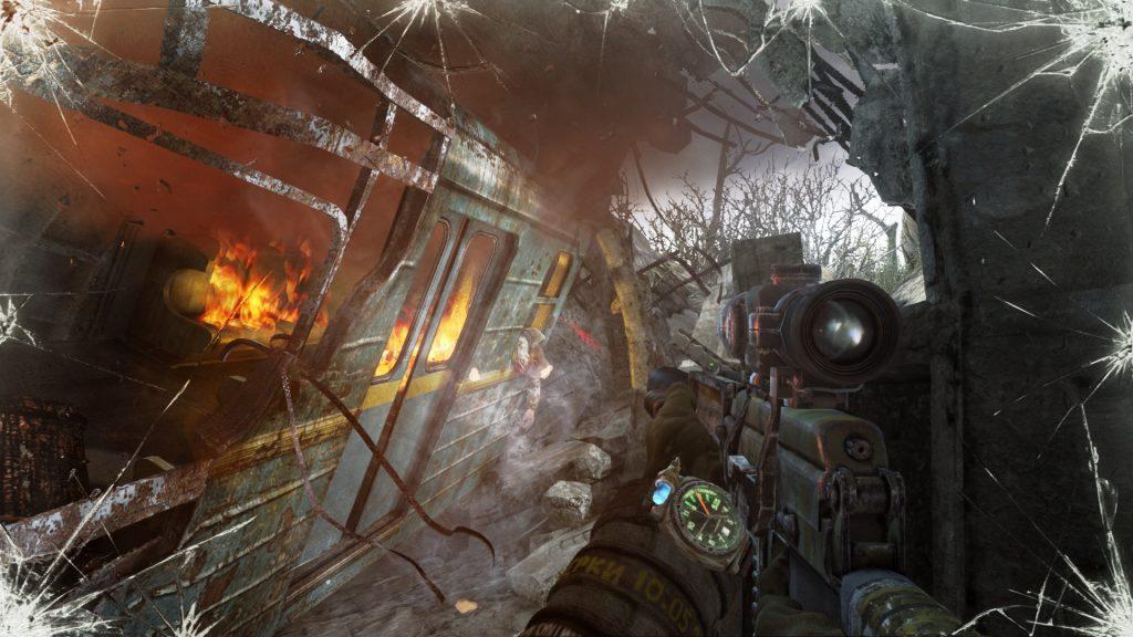 خرید سی دی کی بازی Metro: Last Light Redux