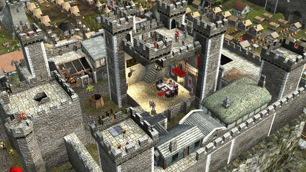 خرید سی دی کی بازی Stronghold 2