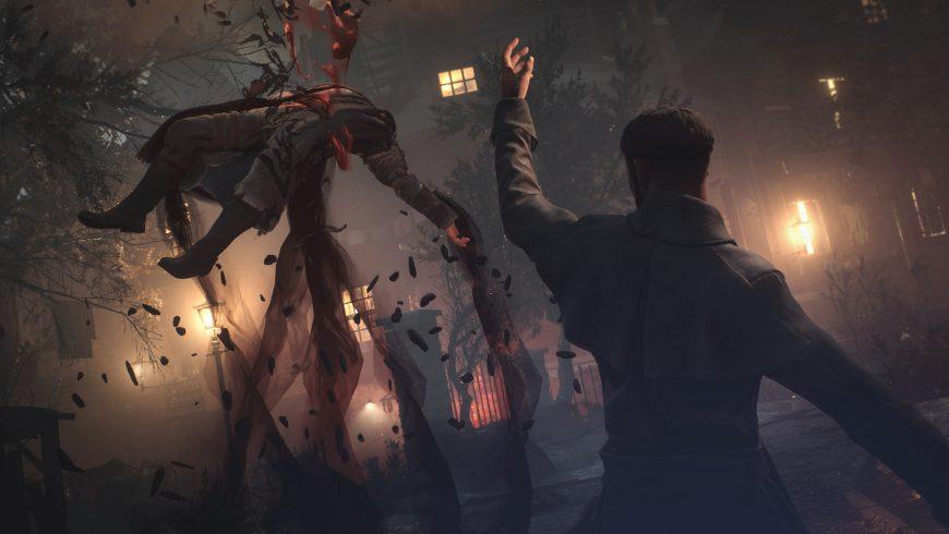 سی دی کی بازی Vampyr