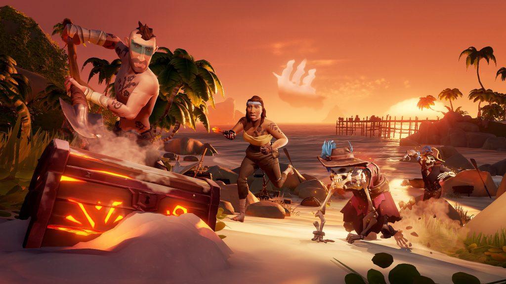 خرید بازی Sea of Thieves برای استیم