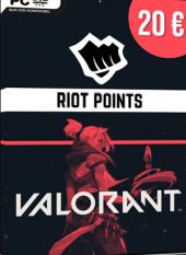 خرید valorant point