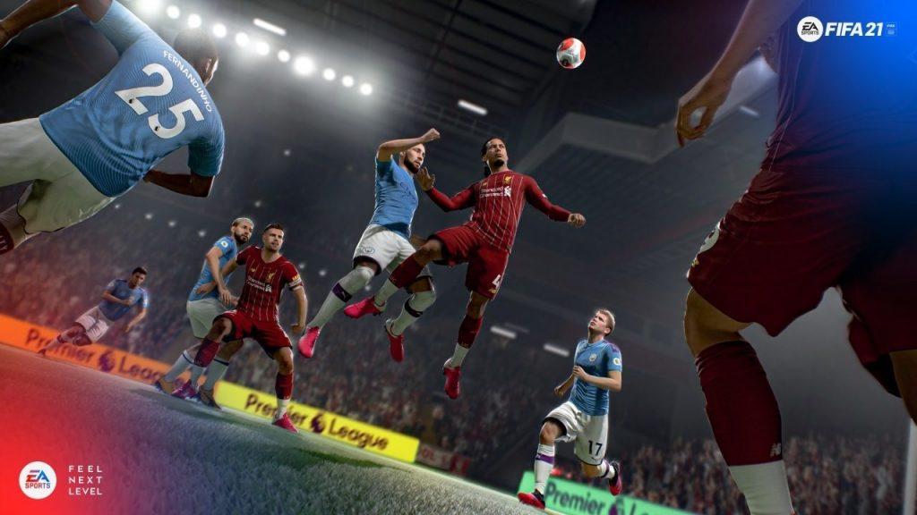 خرید سی دی کی بازی EA SPORTS™ FIFA 21