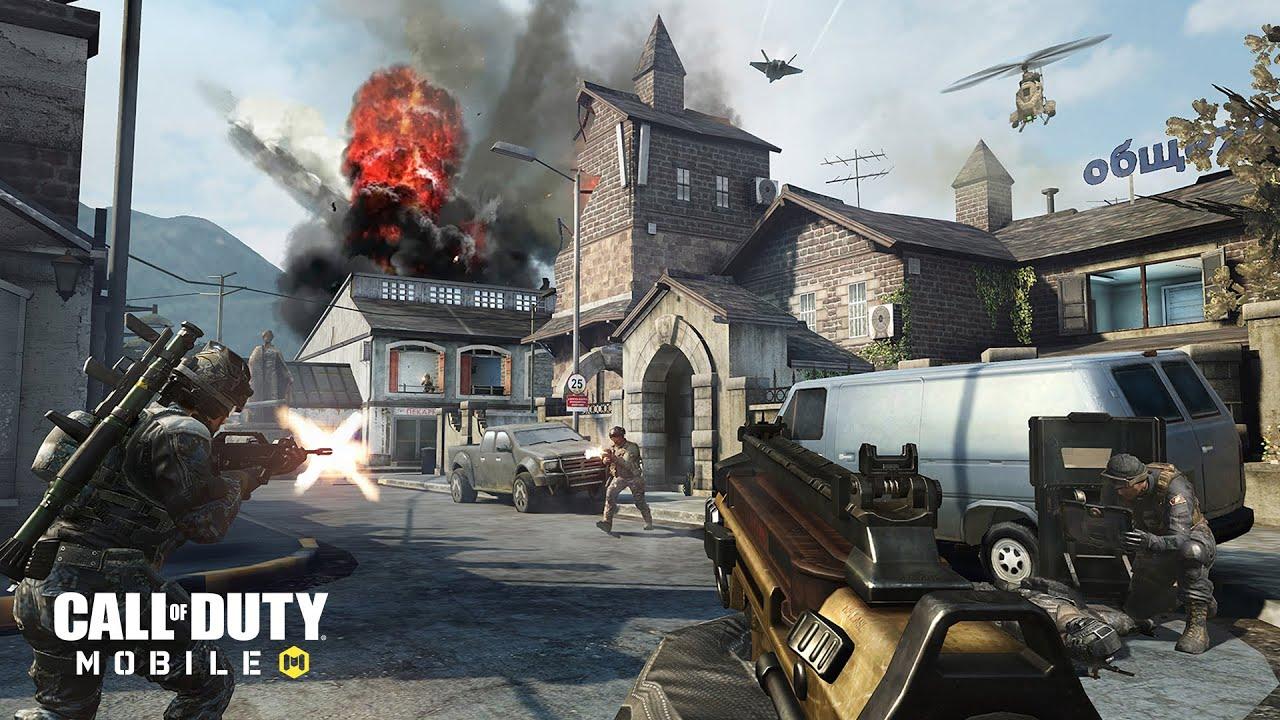 آموزش نصب و اجرای Call of Duty Mobile