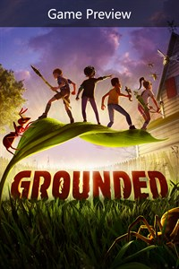 سی دی کی Grounded