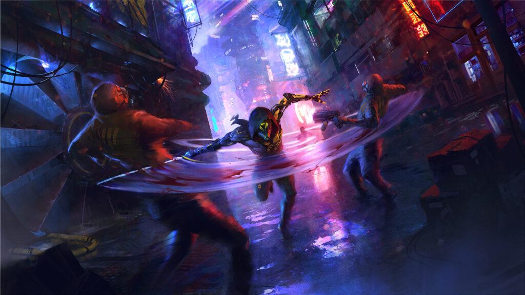 خرید سی دی کی بازی Ghostrunner