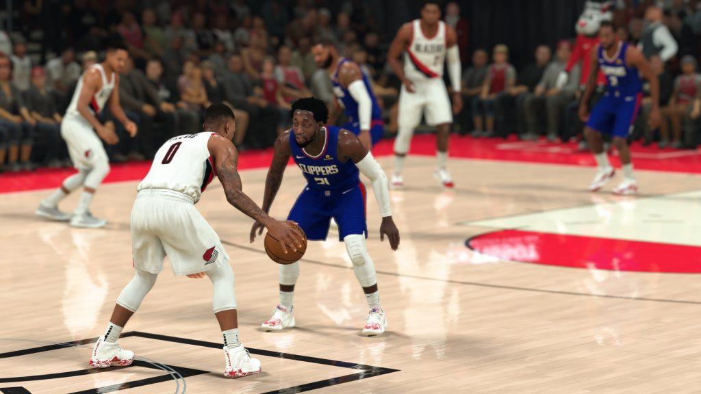 خرید بازی NBA 2K21 برای استیم