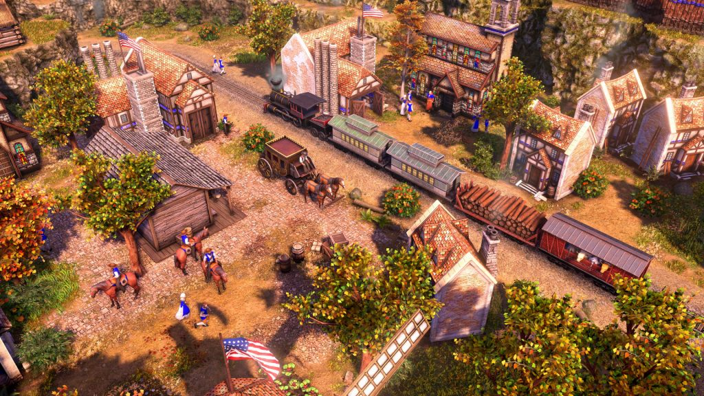 خرید بازی Age of Empires III: Definitive Edition