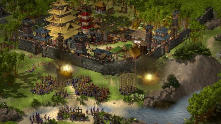 خرید بازی Stronghold: Warlords