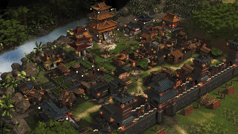 خرید سی دی کی Stronghold: Warlords