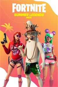 پک فورتنایت Summer Legends Pack