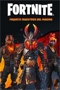 خرید پک فورتنایت Magma Masters Pack